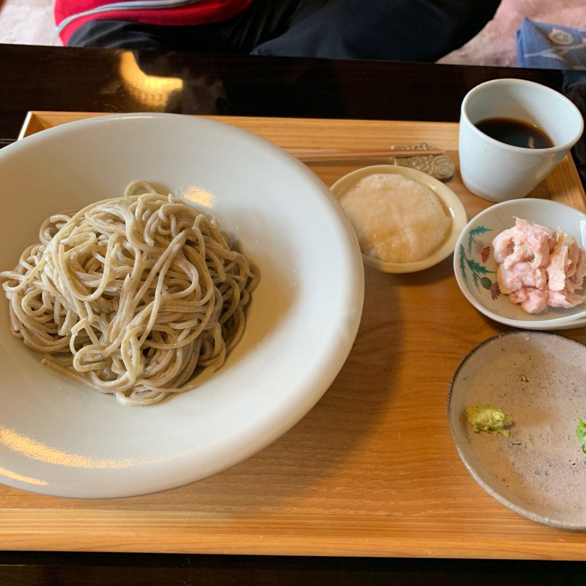 京都府綾部市滋賀郷の「そば処あじき堂」へおっさんバイクツーリングで行ってきました。味よし、接遇良しの良いお店でした。